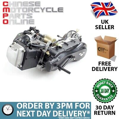 125cc Scooter Engine 152QMI with 450mm Case, Long Shaft for WY125T-108 (ENG068)