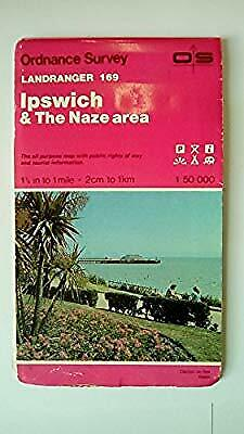 Landranger Maps: Ipswich and the Naze Area Sheet 169 (OS Landranger Map), Ordnan