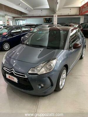 DS Automobiles DS 3 1.6 HDi 90 So Chic 99