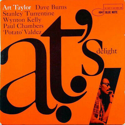 A.T.'s Delight by Art Taylor (CD, Oct-1988, Blue Note (Label))