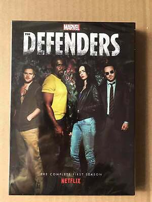 The Defenders: The Complete FIrst Season 1 (DVD, 2019, 2-Disc Set) Marvels