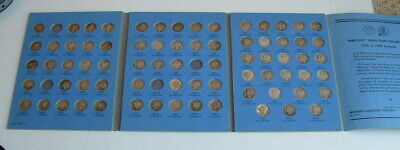 1916 Thru 1945 Whitman Book Nearly Complete With 72 Mercury Head Dimes