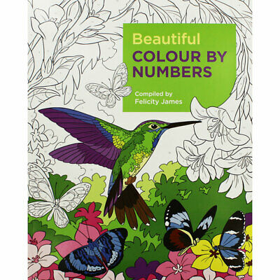 Beautiful Colour by Numbers (Paperback), Non Fiction Books, Brand New