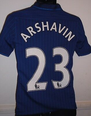 f555460ebeb ARSHAVIN  23 ARSENAL Away Football Shirt Jersey 2009 10 (M) - £39.99 ...
