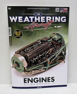 The Weathering Aircraft - Issue 3 -  Aircraft Engines       66 Pages  New   Book