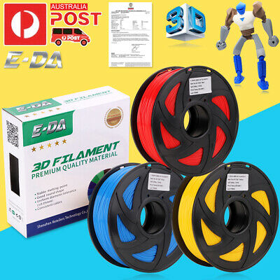 1kg/roll  PLA&ABS 3D Printer Filament 1.75mm Engineer Drawing Art DIY 10 Colours