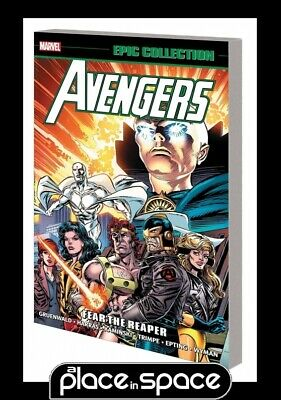 Avengers Epic Collectionfear The Reaper - Softcover