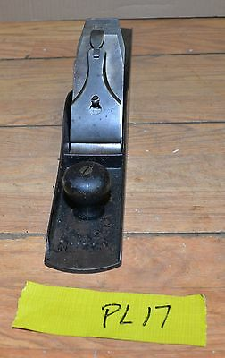 Early Stanley No 7 jointer plane antique type 6 1888 - 1892 collectible tool