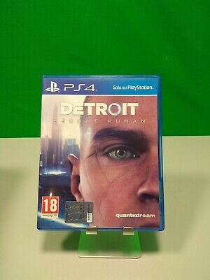 Detroit Become Human - Ps4 - Ita - Completo