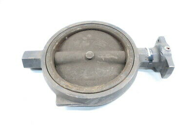 Bray 21-GRZ Manual Iron Wafer 10in Butterfly Valve