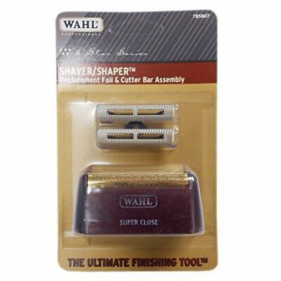 Wahl Replacement 5 Star Shaver Foil & Cutter Assembly 785807