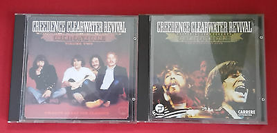 Creedence Clearwater Revival - Chronicle, Vol.1 & Vol.2 **2 Cd's in Topzustand**