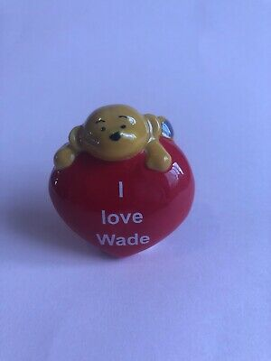 Wade Gingie Bear Whimsie Mothers Day Special Personalised with your message