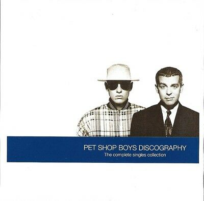 Pet Shop Boys - Discography (The Complete Singles Collection, 1991)