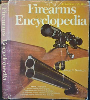 FIREARMS ENCYCLOPEDIA. Nonte. Sporting Military Antique Weapons Guns