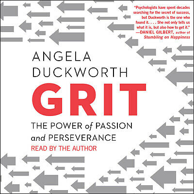 Grit: The Power of Passion and Perseverance... Audiobook, by Angela Duckworth