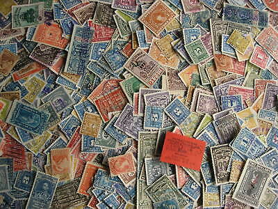 Canada 500 hoarder sized revenues mixture (heavy duplication, mixed condition)