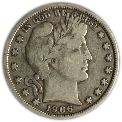 1906-O Barber Half Dollar Great Deals From The Executive Coin Company