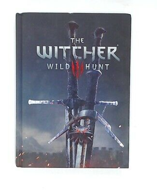 The Witcher 3: Wild Hunt Official Collectors Edition Strategy Guide   - C48