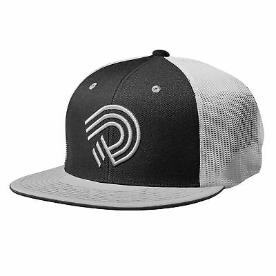 DeMarini 1979 Snapback Baseball/Softball Trucker Hat - Black/Silver