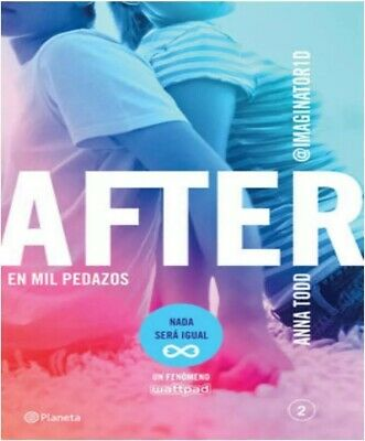 After. En mil pedazos (Serie After 2) Anna Todd OFERTA EBOOK/PDF