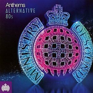 Various Artists-Anthems Alternative 80s CD Box set  Excellent