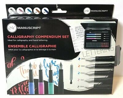 Manuscript Calligraphy Compendium Set Damaged Box See Pictures (0000)