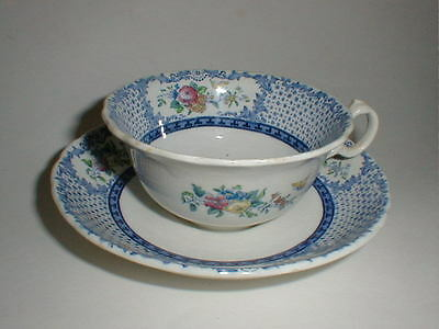 Royal Cauldon #V1563 English Staffordshire Cup Saucer
