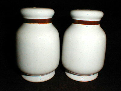 Hearthside Casual Elegance CHABLIS Salt Pepper Shakers