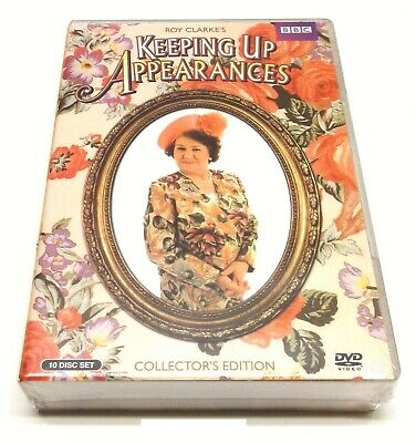 Keeping Up Appearances Collector's Edition 10 Dvd Disc - Brand New