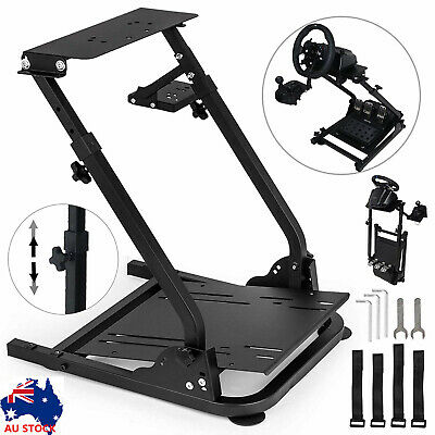 Racing Steering Wheel Stand Gaming Simulator Wheel Stand V2 for G25/G27/G29/G920