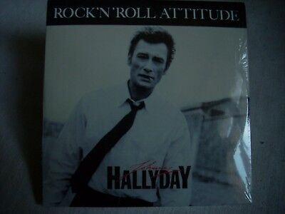 CD single Johnny Hallyday ROCK'N'ROLL ATTITUDE-LA BLOUSE DE L'INFIRMIERE-Neuf