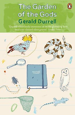 The Garden of the Gods, Gerald Durrell