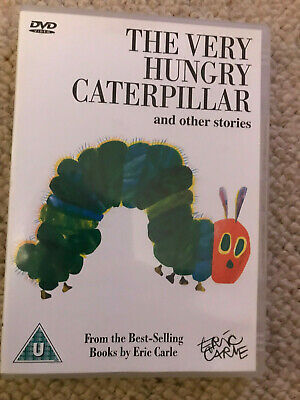 The Very Hungry Caterpillar and Other Stories DVD (2006) Eric Carle