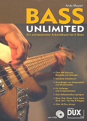 Edition Dux Bass Unlimited - Andy Mayerl