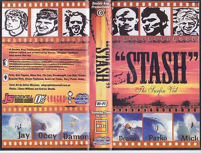 Surfing~ Stash  Vhs Video Pal~ A Rare Find