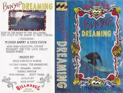 Surfing Bunyip Dreaming Vhs Pal Video A Rare Find