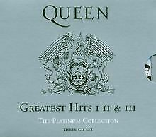 The Platinum Collection: Greatest Hits I, II & III von Queen | CD | Zustand neu