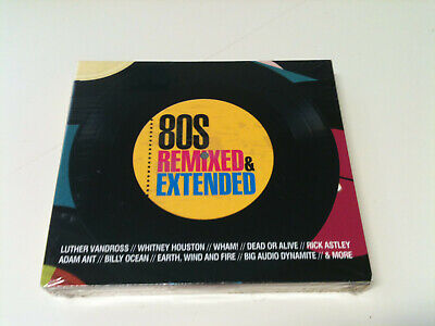 "V.A. - 80´S REMIXED & EXTENDED - 3 CD Box>12""Mixes>Five Star,Billy Ocean,Wham.."
