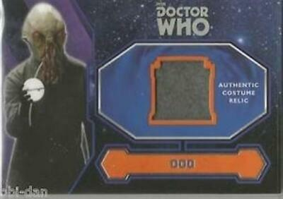 DOCTOR WHO - OOD Alien Costume trading card TOPPS 2015