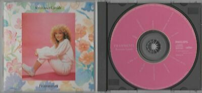 CD ROSSANA CASALE Frammenti JAPAN philips PHCA-56 1989 GIAPPONE