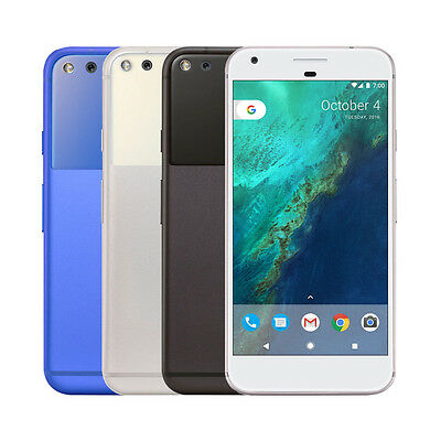 Google Pixel XL 128GB Factory Unlocked 4G LTE Android WiFi Smartphone