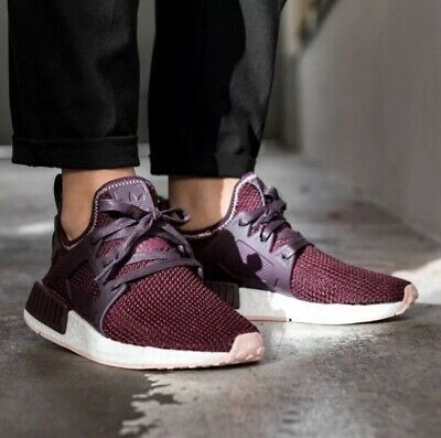 ADIDAS WOMEN'S NMD_XR1 Boost shoes sneakers new BY9819 Trace