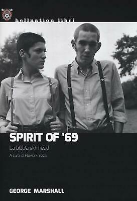 SPIRIT OF '69 La bibbia skinhead George Marshall BOOK skin punk mod oi rude boy