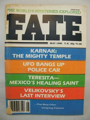 Fate Magazine - May 1980 - UFO Ghosts Paranormal Digest