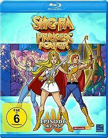 She-Ra - Princesss of Power (Episode 47-93) [Blu-ray... | DVD | Zustand sehr gut