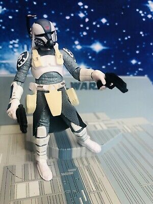 Star Wars    Mint & Loose Action Figure- Clone Commander Wolffe