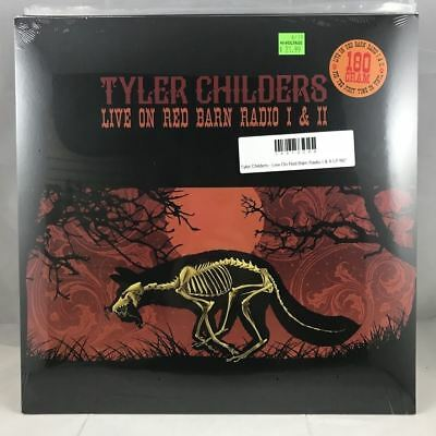 Tyler Childers - Live On Red Barn Radio I & II LP NEW