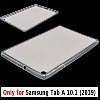 For Samsung Galaxy Tab A 10.1 2019 SM-T510/515 Soft Silicone Matte Case Cover