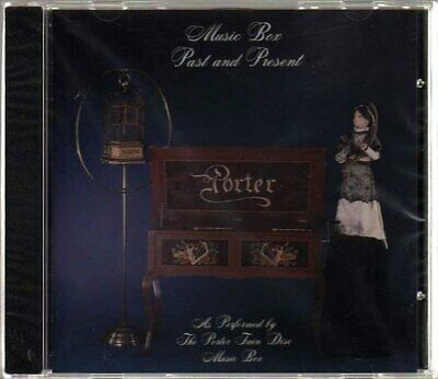 Porter House - Music Box Past And Present - Porter House CD DWVG The Fast Free